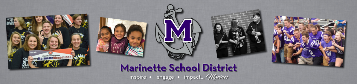 Marinette School District Home Page