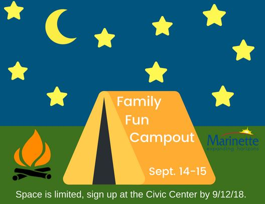 Family Fun Campout
