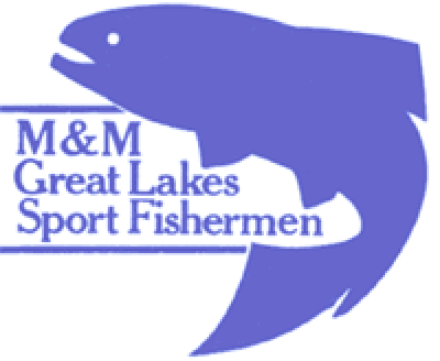 M&M GREAT LAKES SPORT FISHERMAN BROWN TROUT DERBY