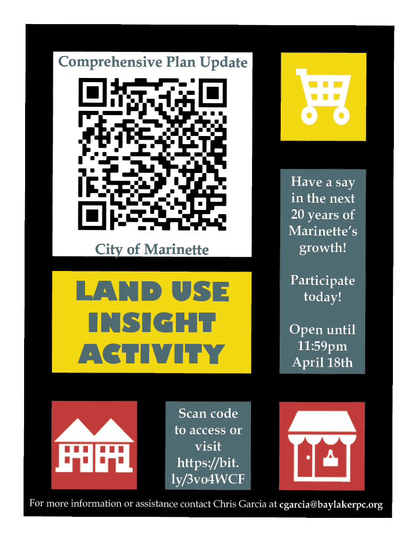 Land Use Activity Flyer